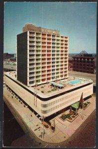 Missouri ~ Bel Air Motor Hotels, 4th at Washington SAINT LOUIS 1950s-1970s