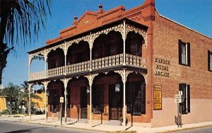 Harbor House is a landmark in the old tradition Key West, Florida