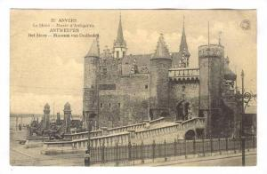 Anvers, BELGIUM, 00-10s ; Le Steen - Musee a'Antiquites