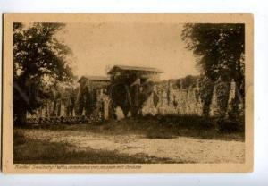 158487 Germany GRUSS von der SAALBURG im Taunus Fort Kastell