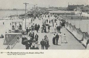 ASBURY PARK , New Jersey, 1901-07 ; Boardwalk , South
