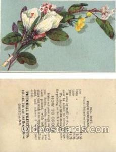 Approx Size Inches = 2.5 x 4  Pictorial Printing Co. Chicago