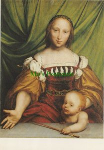 Art Postcard - Hans Holbein - Venus Und Amor  RR10143