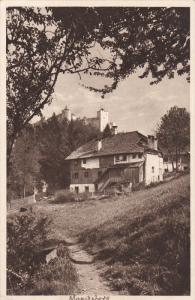 Salzburg, Monchsberg Partie, Austria, 10-20s