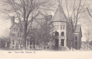 Talcot Hall, Oberlin, Ohio, 1900-1910s