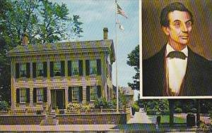 Illinois Springfield Home Of Abraham Lincoln