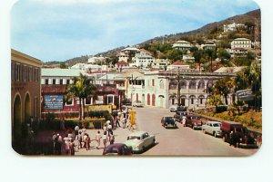 Buy Postcard Charlotte Amalie St Thomas Virgin Islands Danish Consuls Home