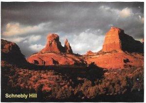 Sedona, Arizona. Schnebly Hill.  Beautiful.  Unused.  *Small staple holes
