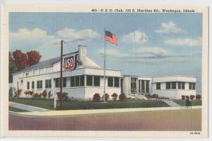 USO Club, Waukegan IL