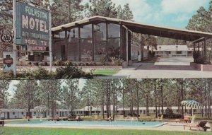 FOLKSTON, Georgia 50-60s Folkston Motel