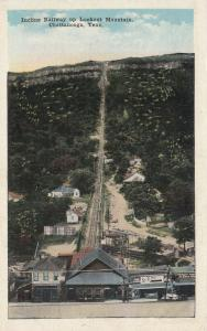 CHATTANOOGA, Tennessee, 00-10s ; Incline Railway up Lookout Mountain