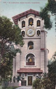 El Campanile , Mills College , California , PU-1912