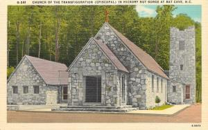 Bat Cave North Carolina~Church of the Transfiguration~Hickory Nut Gorge~1940s
