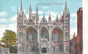 Peterborough Saint Peter's Cathedral