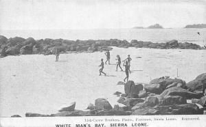 Africa Sierra Leone White Man's Bay
