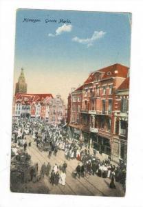 Nijmegen, Netherlands, 00-10s, Groote Markt