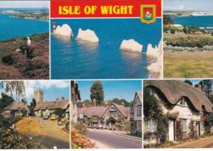 England Isle Of Wight Multi View