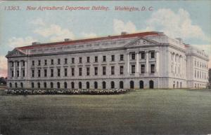New Agricultural Department Building, Washington D. C. PU-1916