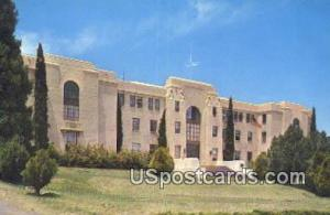 Grant County Court House Silver City NM Unused