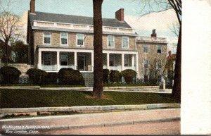 Connecticut New London Washington's Headquarters