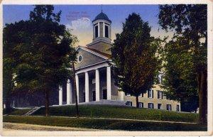 [ Scott Photo ] US Massachusetts Amherst - College Hall, Amherst