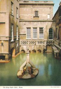 England Bath The King's Bath