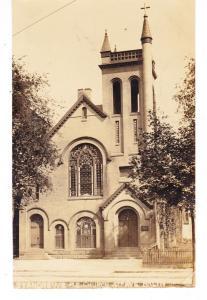 BROOKLYN, BAY RIDGE, ST. ANDREWS METHODIST EPISCOPAL CHURCH, REAL PHOTO PC, NYC