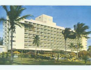 Pre-1980 THE SAN JUAN INTERCONTINENTAL HOTEL San Juan Puerto Rico PR hr6251-13