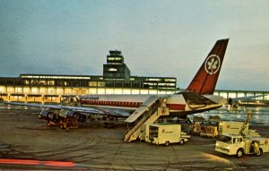 Canada - Quebec, Montreal International Airport circa 1960's