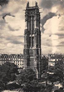 France Paris La Tour Saint Jacques Tower