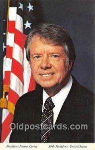 President Jimmy Carter Inaugurated Jan 20, 1977 Unused