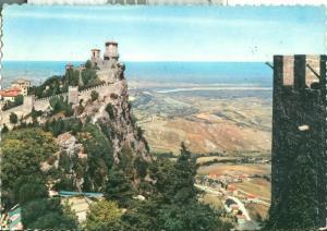Repubblica di S. Marino, Scorcio della sconda Torre