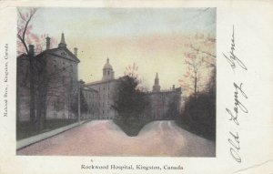 KINGSTON , Ontario , Canada , PU-1905 ; Rockwood Hospital, version 2