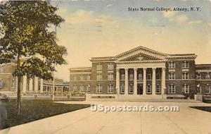 State Normal College Albany NY 1915
