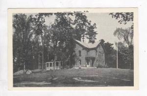High School, Warner, New Hampshire , PU-1952