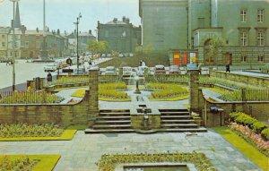 Vintage 1972 Postcard, Barker's Pool Garden, Sheffield 51Z