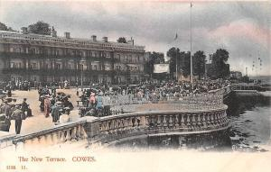 I.O.W. Cowes, The New Terrace
