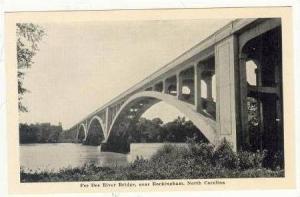 Pee Dee River Bridge,Rockingham,North Carolina,20-40s