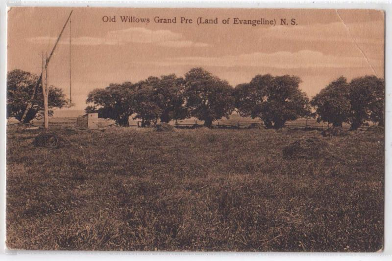 Old Willows, Grand Pre NS
