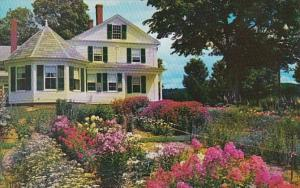 Massachusetts East Northfield D L Moody's Birthplace