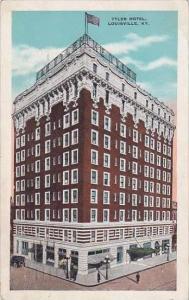 Kentucky Louisville Tyler Hotel 1930