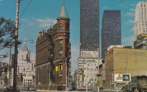 Four Generations of Architecture, Royal York Hotel, Triange Building, Dominio...
