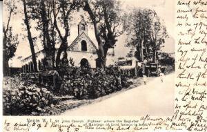 Nevis - St. John's Church 1906