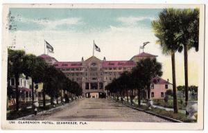 Clarendon Hotel, Seabreeze Fla