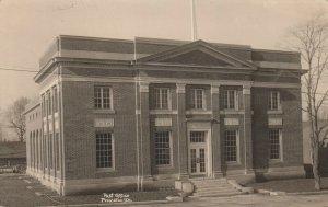 RP: PRINCETON , Illinois , 1917 ; Post Office