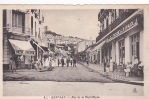 Beni-Saf , Algeria , 00-10s ; Rue De La Republique