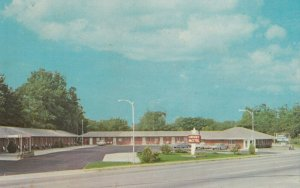 ALLENDALE , South Carolina , 1950-60s ; Crescent Motel & Restaurant