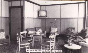 Westcliff Hotel Dawlish Real Photo Postcard