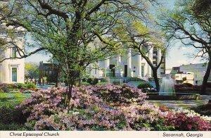 Christ Episcopal Church Savannah Georgia