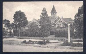 Sumner Hall Pomona College California unused c1920's
